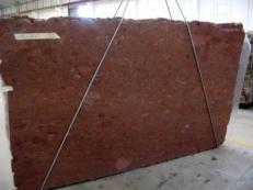 Suministro planchas pulidas 3 cm en granito natural TERRACOTTA C_16060. Detalle imagen fotografías