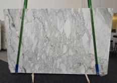Suministro planchas pulidas 2 cm en mármol natural ARABESCATO CARRARA 1116. Detalle imagen fotografías