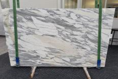 Suministro planchas pulidas 0.8 cm en mármol natural ARABESCATO CORCHIA 1242. Detalle imagen fotografías