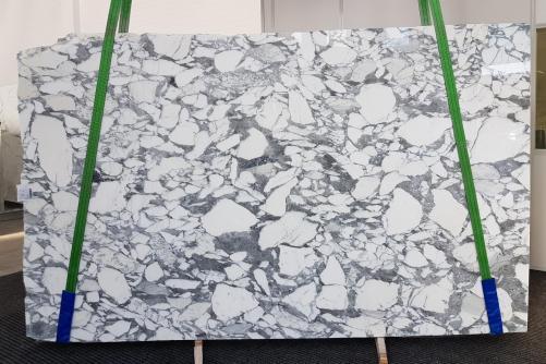 Suministro planchas pulidas 0.8 cm en mármol natural ARABESCATO CORCHIA 1031. Detalle imagen fotografías