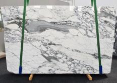 Suministro planchas pulidas 1.2 cm en mármol natural ARABESCATO CORCHIA 1418. Detalle imagen fotografías