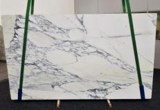 Suministro planchas pulidas 0.8 cm en mármol natural ARABESCATO CORCHIA GL1129. Detalle imagen fotografías