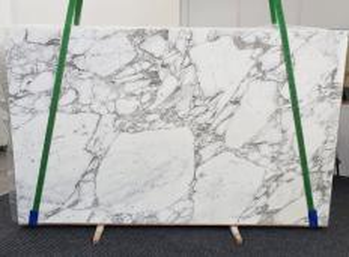 Suministro planchas pulidas 2 cm en mármol natural ARABESCATO VAGLI 1334. Detalle imagen fotografías