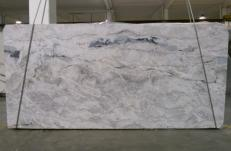Suministro planchas pulidas 3 cm en Dolomita natural ARTIC WHITE 1236G. Detalle imagen fotografías