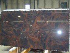 Suministro planchas pulidas 0.8 cm en granito natural AURORA CV2_AU25. Detalle imagen fotografías