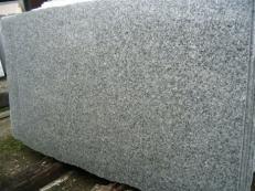 Suministro planchas pulidas 2 cm en granito natural AZUL PLATINO EDM25128. Detalle imagen fotografías