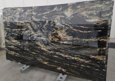 Suministro planchas pulidas 0.8 cm en cuarcita natural BELVEDERE 1147. Detalle imagen fotografías