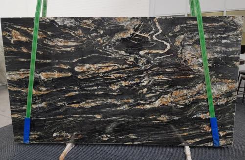 Suministro planchas pulidas 2 cm en cuarcita natural BELVEDERE 1147. Detalle imagen fotografías