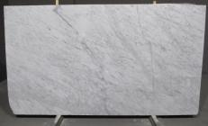 Suministro planchas mates 3 cm en mármol natural BIANCO CARRARA CD 1427M. Detalle imagen fotografías