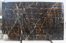 Suministro planchas pulidas 2 cm en mármol natural BLACK AND GOLD E_H2387. Detalle imagen fotografías