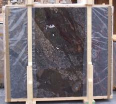Suministro planchas pulidas 2 cm en brecha natural BRECCIA ANTICA E-14709. Detalle imagen fotografías