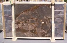 Suministro planchas pulidas 2 cm en brecha natural BRECCIA ANTICA ES-14641. Detalle imagen fotografías