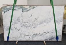 Suministro planchas pulidas 2 cm en mármol natural BRECCIA CAPRAIA GRIGIA 1353. Detalle imagen fotografías