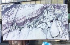 Suministro planchas al corte 0.8 cm en mármol natural breccia capraia 1282. Detalle imagen fotografías