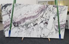 Suministro planchas pulidas 3 cm en mármol natural BRECCIA CAPRAIA 1282. Detalle imagen fotografías