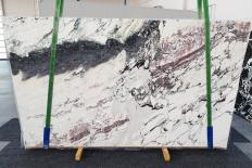 Suministro planchas pulidas 2 cm en mármol natural BRECCIA CAPRAIA 1283. Detalle imagen fotografías