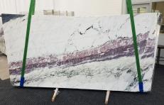Suministro planchas pulidas 0.8 cm en mármol natural BRECCIA CAPRAIA 1220. Detalle imagen fotografías