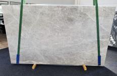 Suministro planchas pulidas 3 cm en mármol natural BRILLANT GREY 1410. Detalle imagen fotografías