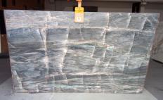 Suministro planchas pulidas 0.8 cm en cuarcita natural BRITA BLUE Z0359. Detalle imagen fotografías