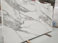 Suministro planchas pulidas 2 cm en vidrio fusión resistente al calor CALA VEIN A. Detalle imagen fotografías