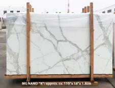 Suministro planchas pulidas 1.8 cm en vidrio fusión resistente al calor CALA VEIN K Model-K. Detalle imagen fotografías
