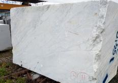 Suministro bloques al corte 51.2 cm en mármol natural CALACATTA ARNI Z0175. Detalle imagen fotografías
