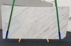 Suministro planchas mates 2 cm en mármol natural CALACATTA CARRARA 1313. Detalle imagen fotografías