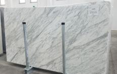 Suministro planchas mates 3 cm en mármol natural CALACATTA CARRARA #1370. Detalle imagen fotografías