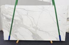 Suministro planchas pulidas 2 cm en mármol natural CALACATTA EXTRA 1377. Detalle imagen fotografías