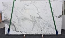 Suministro planchas pulidas 3 cm en mármol natural CALACATTA FANTASIA GL 998. Detalle imagen fotografías