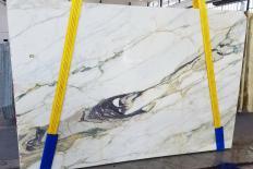Suministro planchas al corte 2 cm en mármol natural CALACATTA FIORITO U0433. Detalle imagen fotografías