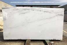 Suministro planchas pulidas 0.8 cm en Dolomita natural CALACATTA LINCOLN 1408M. Detalle imagen fotografías