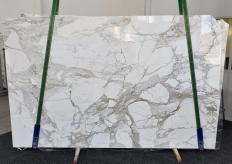 Suministro planchas pulidas 2 cm en mármol natural CALACATTA MACCHIA ANTICA 1311. Detalle imagen fotografías