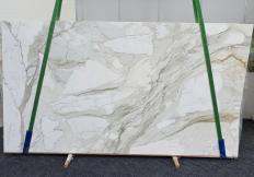 Suministro planchas pulidas 2 cm en mármol natural CALACATTA MACCHIA ANTICA 1389. Detalle imagen fotografías