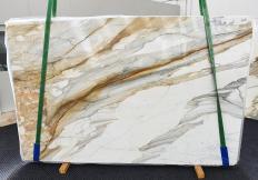 Suministro planchas pulidas 2 cm en mármol natural CALACATTA MACCHIAVECCHIA 1354. Detalle imagen fotografías