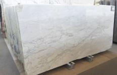 Suministro planchas pulidas 2 cm en mármol natural CALACATTA MICHELANGELO A0261. Detalle imagen fotografías
