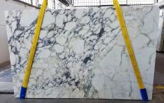Suministro planchas al corte 2 cm en mármol natural CALACATTA MONET Z0200. Detalle imagen fotografías