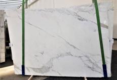 Suministro planchas pulidas 2 cm en mármol natural CALACATTA ORO EXTRA GL 1043. Detalle imagen fotografías