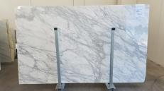 Suministro planchas pulidas 3 cm en mármol natural CALACATTA ORO GL 999. Detalle imagen fotografías