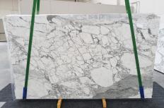 Suministro planchas pulidas 2 cm en mármol natural CALACATTA VAGLI VENA FINA 1254. Detalle imagen fotografías