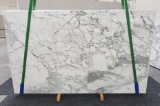 Suministro planchas pulidas 0.8 cm en mármol natural CALACATTA VAGLI VENA FINA 1254. Detalle imagen fotografías