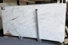 Suministro planchas pulidas 2 cm en mármol natural CALACATTA VAGLI VENA FINA U0134. Detalle imagen fotografías