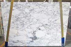 Suministro planchas mates 2 cm en mármol natural CALACATTA VAGLI 1230M. Detalle imagen fotografías