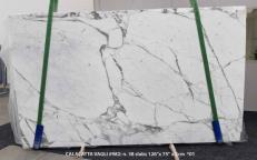 Suministro planchas pulidas 2 cm en mármol natural CALACATTA VAGLI SG 982. Detalle imagen fotografías