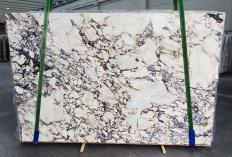 Suministro planchas pulidas 3 cm en mármol natural CALACATTA VIOLA 1291. Detalle imagen fotografías