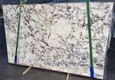 Suministro planchas pulidas 2 cm en mármol natural CALACATTA VIOLA 1291. Detalle imagen fotografías