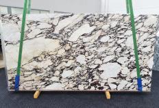 Suministro planchas pulidas 2 cm en mármol natural CALACATTA VIOLA 1431. Detalle imagen fotografías