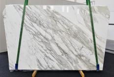 Suministro planchas pulidas 2 cm en mármol natural CALACATTA 1344. Detalle imagen fotografías