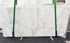 Suministro planchas mates 2 cm en mármol natural CALACATTA 14271. Detalle imagen fotografías