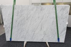 Suministro planchas pulidas 2 cm en mármol natural CARRARA 1240. Detalle imagen fotografías